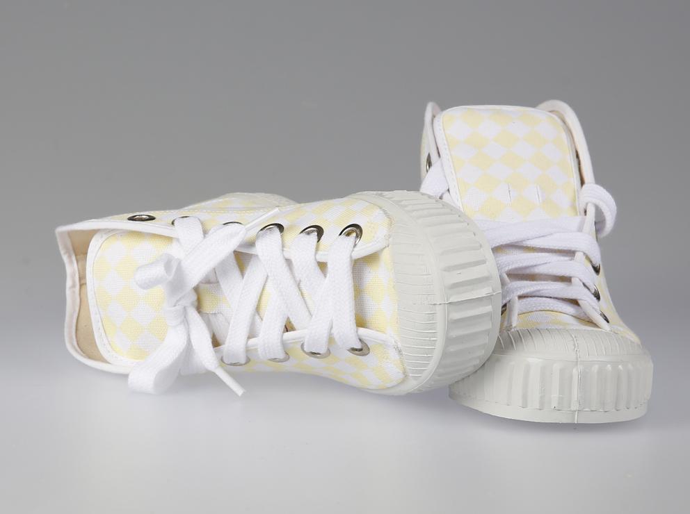 tenisky topanky pánske dámske žltoniska tikoki