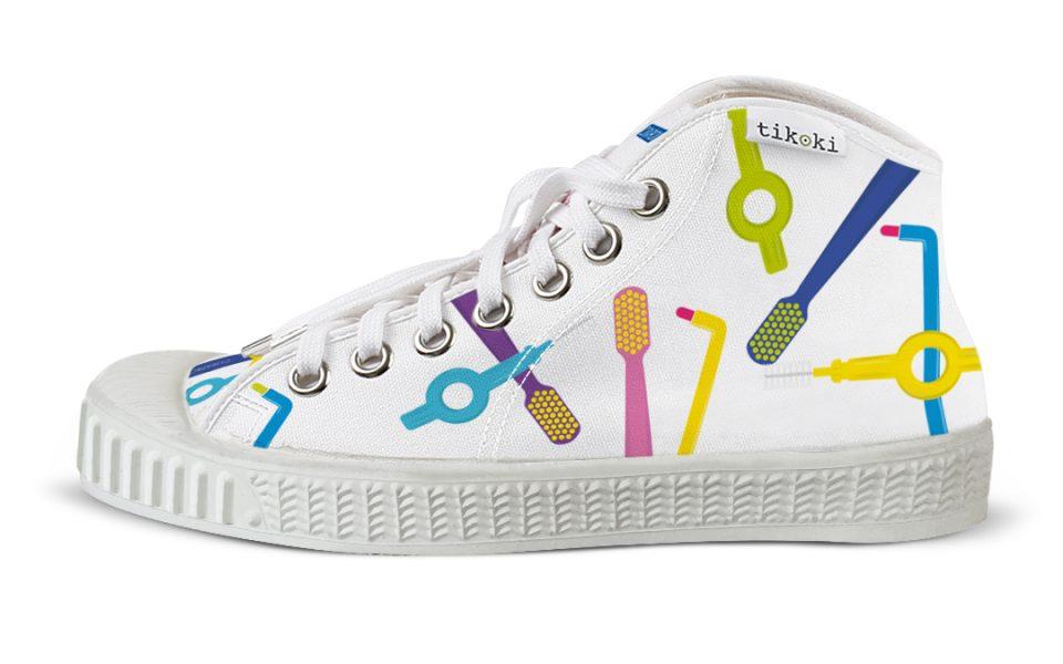sneakers Curaprox tikoki