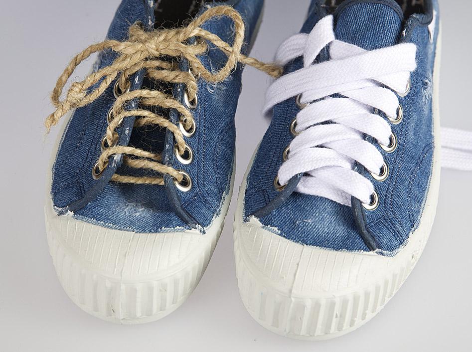 tenisky topanky pánske dámske denim No. 74 tikoki