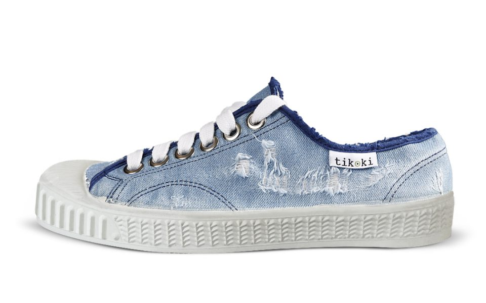 sneakers Denim No. 78 tikoki