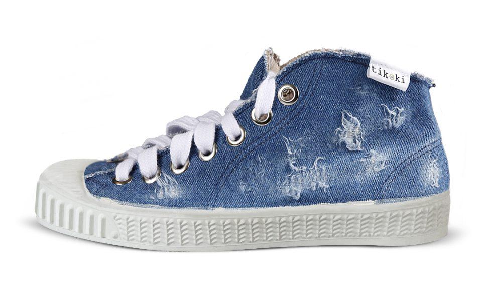 sneakers Denim No. 72 tikoki