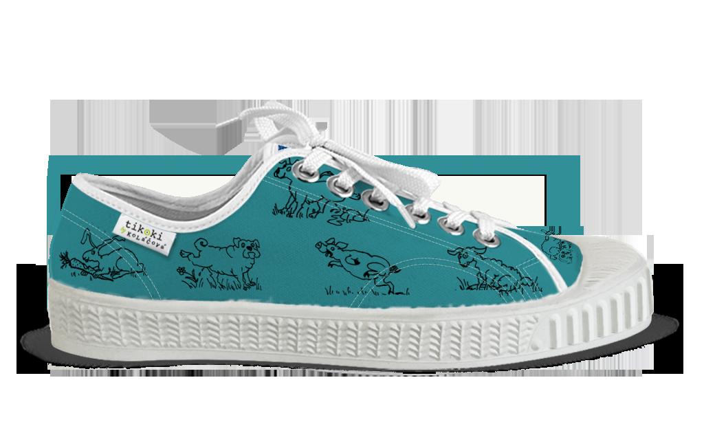 sneakers Bobo petroleum blue tikoki
