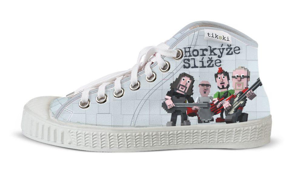 sneakers Celý deň od rána tikoki