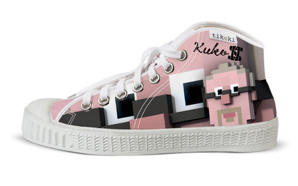 sneakers Silný refrén tikoki